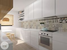 Cozinha da Mafalda #project #kitchen #upcycled #cooking #storage #homedecor #furniture #interiors #interiordesign #homeinspiration #details #homesweethome #homestoriespt #umaobraumahistória