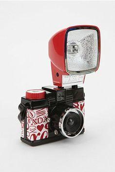 Lomography Diana Mini Love Letter Camera