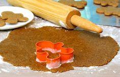 Lebkuchen-Plätzchen