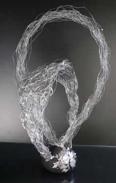 "Saatchi Art Artist: Maja Taneva; Steel 2013 Sculpture ""/// 331 ///"""