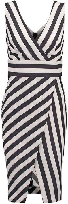 Pin for Later: Die 45 schönsten Kleider (& 5 coole Jumpsuits) für den besten Abiball aller Zeiten  New Look gestreiftes Kleid (40 €)