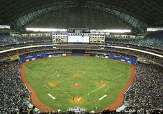 Rogers Center  Team: Toronto Blue Jays Was here several years ago when Tigers were playing!