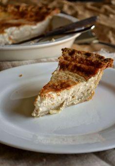 Sugar Cream Pie | Pass the Cocoa