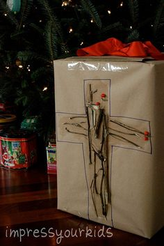 The Indescribable Gift - a very cool gift for Jesus under your Christmas Tree (Or rather from Jesus...kind of both).