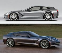 #Chevrolet - #Corvette 2014 #Aerowagon by #CallawayCars
