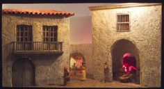 Asociación de Belenistas de Badajoz - Dioramas 2004-2005