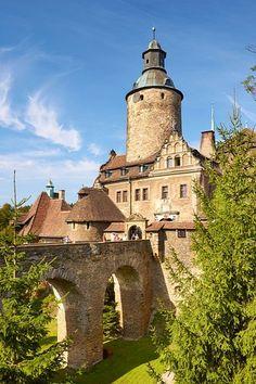 Czocha castle, Poland - Silesia.