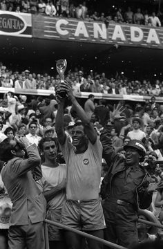 After the 1970 World Cup final.