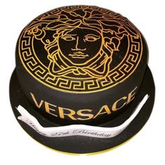 Birthday Cake Ideas For Adults Men, Birthday Cakes For Men, Money Birthday Cake, Superhero Birthday Cake, 21st Birthday Decorations, Balloon Decorations Party, Versace Pattern, Versace Wallpaper, Luxury Cake