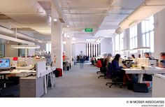 Office design by M Moser Associates | Flickr - Photo Sharing!
