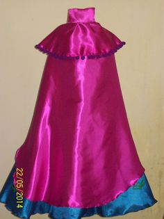 disfraz vestido de frozen ana y elsa talle 2 1200