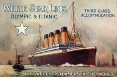 Disregarding iceberg warnings, RMS Titanic plowed along at a record setting pace, hoping for banner headlines for the White Star line upon her arrival. Description from johntata.blogspot.com. I searched for this on bing.com/images