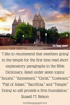 I want to share 10 beautiful quotes on the temple from President Russell M. Nelson that I have collected from my studies of his Conference talks. Melchizedek Priesthood, Bible Dictionary, Plan Of Salvation, Lds Quotes, Temple Quotes Lds, Gospel Quotes, Lds Church, Church Ideas, Lds Temples