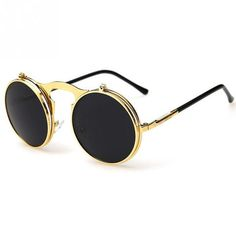 caec2792a46fd 2016 Unisex Vintage Steampunk Designer Sunglasses to Keep You One Step  Ahead in the Fashion Stakes