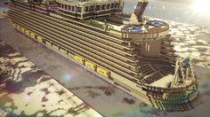Minecraft Cruise