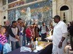 Artist Demonstration: Hubert Massey, muralist Detroit, MI #Kids #Events