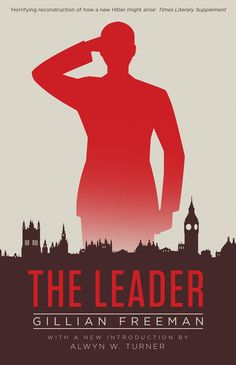 The Leader Cover design by M.S.Corley