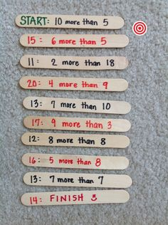 How easy and quick to make this maths problem solving activity?