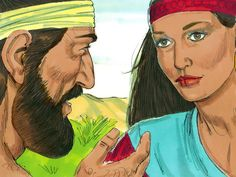 Bible Stories | Bible Lessons For Children | One of the Children's Bible Lessons in The Character Hunter Series on the Shadowing Enoch Website