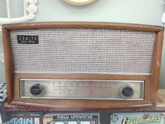 Lets Listen to the RADIO epsteam style by doc on Etsy