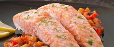 Heute kommt bei uns Lachs auf den Tisch. Schnell gemacht, ab in den Ofen und irre köstlich! Mehr auf: www.vidavida.de