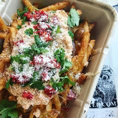 Taste the most flavorful loaded fries youve ever had at Chego  Just their Ooey Gooey Fries (topped with sour cream sambal Monterey Jack and cheddar cheeses cotija chillies cilantro and pickled garlic) will serve to be a full meal simply because they are the bomb! But its not just the fries every dish on Chegos menu is flavourful tasty and just makes you want to go back for more. Lots of options are available on the menu but if you ask us whats good and keeps us real full nothing beats their…
