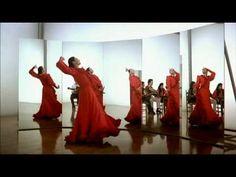 Sevillanas flamencas (Saura), Merche Esmeralda, Manolo Sanlúcar - YouTube