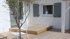 Les Meilleures Images Du Tableau Terrasses En Bois Sur Pinterest - Modele de terrasse en bois exterieur