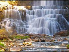 Silken Falls ~ Chittenango Falls State Park, upstate New York Chittenango Falls, Beautiful World, Beautiful Places, Simply Beautiful, Amazing Places, Beautiful Gardens, Digital Photography School, Photos Voyages, All Nature