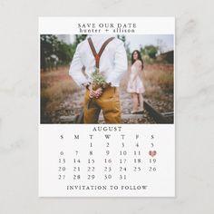Save the Date Postcard Rustic Wedding Save The Dates, Floral Save The Dates, Save The Date Photos, Save The Date Postcards, Save The Date Magnets, Save The Date Cards, Saving A Marriage, Marriage Advice, Wedding Calendar
