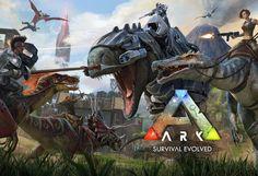 ARK: Survival Evolved - Launch-Trailer und erste Bilder zu den neuen Inhalten - #ARK #ARKSurvivalEvolved #OpenWorld #Dino #survivalgame #gaming #games #videospiele