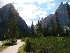 Wandeling Valle Sasso Vecchio/Altensteinertal. fotomankor
