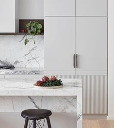 """118 Likes, 2 Comments - Buster + Punch (@busterandpunch) on Instagram: """"This kitchen by Melbourne based @mimdesignstudio is top of our Pinterest board this month / Smoked…"""""""