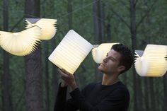 Lumio book lights! I saw these on Shark Tank and I NEED these for our house! How cool?!