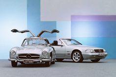 Mercedes-Benz SL R129 & W198