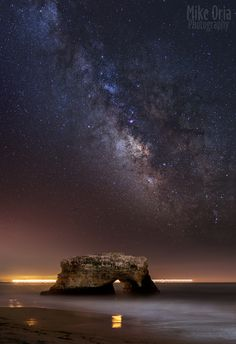 Night Passage, Santa Cruz, CA, USA, by mikeSF, on flickr.