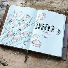 March in almost here and with it (hopefully) comes spring. After a very snowy and cold winter I'm so ready for spring This is my March monthly page, decided to go with tulips this time and the font is inspired by @juian.k #bulletjournal #bujo #bulletjournaling #leuchtturm1917 #bujobeauty #bujoinspire #bujoinspiration #stationerylove #stationeryaddict #showmeyourplanner #planner #stationery #tombow #lifebyw #bulletjournalss #planning #loveforanalogue #flowerdrawing #monthlyspread #monthlyl...