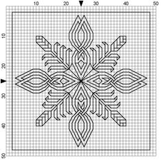 Image result for small baroque ornament hand embroidery pattern counted thread
