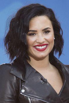 Short Shaggy Bob, Demi Lovato Hair, Shaggy Bob Hairstyles, Pop Singers, Celebs, Celebrities, Her Style, Short Hair Styles, Beautiful