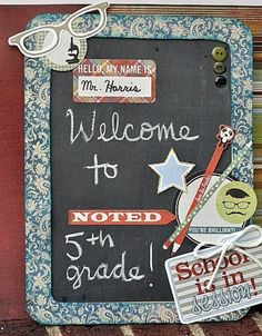 If i were teaching school this is what one of my decorations would be:)