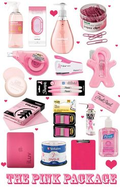 cute girly office supplies. Valentine\u0027s Day Office Supplies Packages Cute Girly Office Supplies F