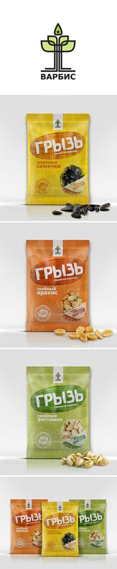 Дизайн упаковки и товарного знака by Nadezhda Larionova, via Behance
