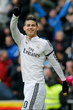 The World's Highest-Paid Celebrities - James Rodriguez