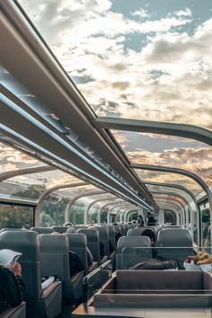 """What makes for a """"first-class"""" travel experience? shares the answer and the unbelievable pictures! Places To See, Places To Travel, Unbelievable Pictures, Design Poster, Design Logo, Europe Train, Canadian Rockies, Transportation Design, Travel Aesthetic"""