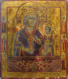 ПБ Photography Illustration, Art Photography, Russian Icons, Medieval, Two By Two, Images, Santa, Tapestry, Mosaics