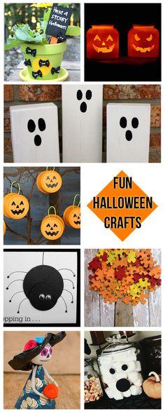 Fun Halloween Crafts « Diy « Marvelous Mommy