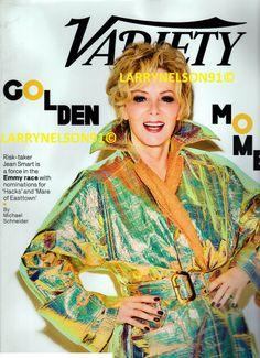 Variety Magazine, Jean Smart, Go M, Cover Pics, Movie Tv, Magazines, Journals