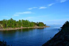 Nuokot - islands, South Finland