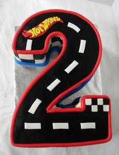 Hotwheels #2 Cake
