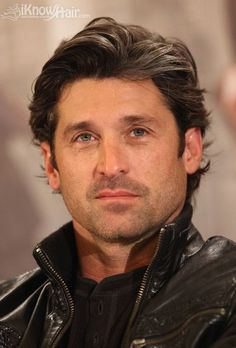 Patrick Dempsey – Men's Hairstyles and Beard Models Mens Medium Length Hairstyles, Medium Length Hair Men, Mens Hairstyles With Beard, Medium Hair Cuts, Haircuts For Men, Medium Hair Styles, Short Hair Styles, Men's Hairstyles, Black Hairstyles